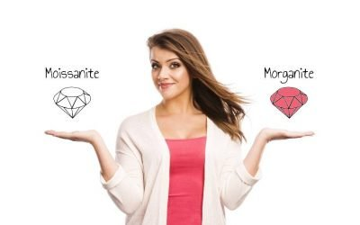 Which is Better Moissanite or Morganite?