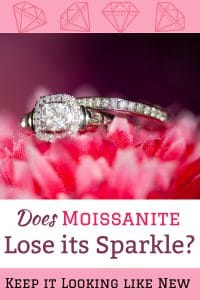 Will Moissanite Lose Its Sparkle